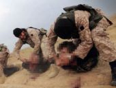 IŞİD böyle bir infazı ilk kez yaptı dehşet!
