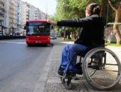 Toplu Taşıma araçlarına 'engelli' ayarı!