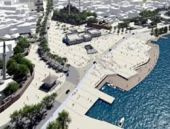 Üsküdar Meydan Projesi esnafa tanıtıldı