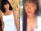 Rihanna'nın ikizi bulundu! Şok edici benzerlik...