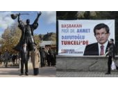 Davutoğlu Tunceli'ye olaylı geldi!