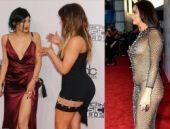 Müzik Ödülleri'nde dudak uçuklatan kıyafetler