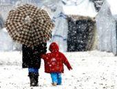 Erken gelen kar turizmcileri sevindirdi