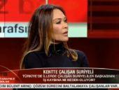 Hülya Avşar'dan Kobani'li mülteci kehaneti!