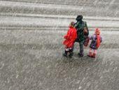 Meteoroloji açıkladı çok kuvvetli kar bastıracak