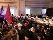 İstanbul'da Kobani eylemine polis müdahalesi!