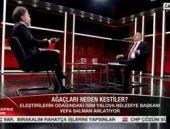 Ahmet Hakan'dan CHP'li Başkan'a canlı yayın ayarı!