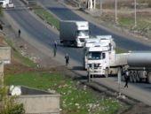 PKK'lılar uluslararası yolu kesti