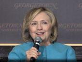 Hillary Clinton'dan Kürt kadın savaşçılara mesaj!