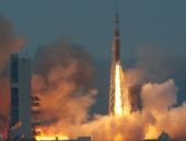 NASA'dan tarihi adım! Orion ateşlendi!