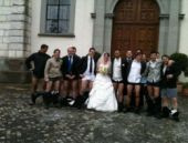 Bu düğünler hiç sıradan değil! Ağızları açık kaldı...