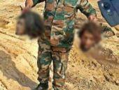 Suriye'den şok fotolar! Kamyonlarda IŞİD cesetleri...