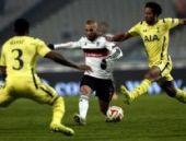 Beşiktaş-Tottenham: 'Elektrik kesintisi Tottenham'ı söndürdü'