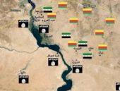 Kobani son dakika 3. aya girildi 12 ölü