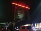 İstanbul'u korkutan yangın! FLAŞ