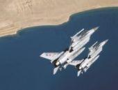 4 pilotun şehit olduğu o anların görüntüsü..