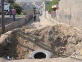Cizre'de hendek savaşında polise saldırı!