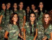 Onlar dünyanın  en güzel askerleri