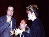 Ünlülerin gizli resimleri Şener Şen'in yanındaki kim?