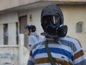 Esed rejimi yine klor gazı kullandı!