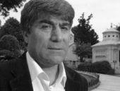 Bakan Hrant Dink için böyle fırçalamış!