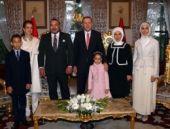Erdoğan Fas Kralı'nı bakın nerede ağırladı