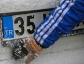 İzmir'de kar başladı son hava durumu