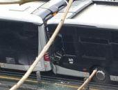 Sosyal medyada metrobüs kazası