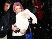 Şehit Kumaş'ın iki aylık kızı varmış!