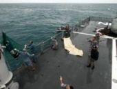 Düşen AirAsia uçağının kuyruk kısmı bulundu
