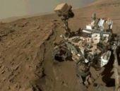 'Mars'ta yaşam izlerine rastlamış olabiliriz'