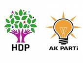 AK Partili vekilin oğlu HDP'den aday oldu
