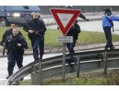 Polisin terör operasyonu görüntüleri