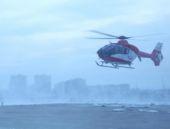 Uyuşturucu çetesi askeri helikopter düşürdü
