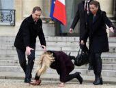 Danimarka Başbakanı böyle düştü!