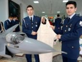 Askeri lise öğrencilerinin projesi ABD yolunda