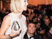 Ronaldo'nun hayran kaldığı kadın futbolcu