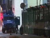 Cumhuriyet gazetesi önünde polisten güvenlik önlemi