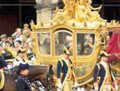 Kralın altın faytonunda seks skandalı