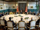 Cumhurbaşkanlığı Sarayı'nda bir ilk