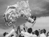 Bu düğün fotoğrafları çok farklı