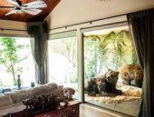 Hayvanat Bahçesi içindeki dev otel! Muhteşem