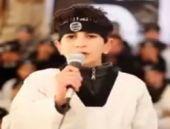 IŞİD kampında Türk çocuktan şok ifadeler!