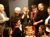 Gülben Ergen'in oğlunun yaş gününden özel anlar