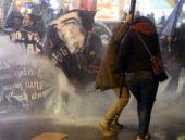 Ankara'daki Dink eylemi olaylı bitti!