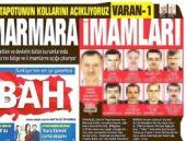 Sabah cemaatin Marmara il imamlarını açıkladı
