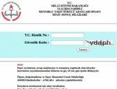 10 Ocak Ehliyet Sınavı sonuçları meb.gov.tr açıkladı