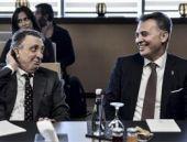 Bakan Kılıç Beşiktaş yönetimini kabul etti