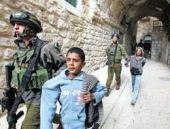İsrail'den 14 yaşındaki çocuğa şok ceza