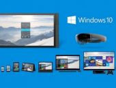 Windows 10 ve geleceğin gözlüğü... Müthiş görüntüler